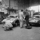 BEHIND THE SCENES LE MANS 1963